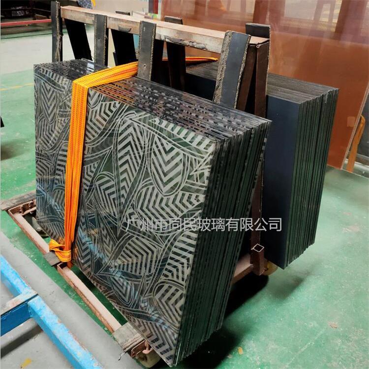 恒大艺术玻璃 广州夹丝玻璃